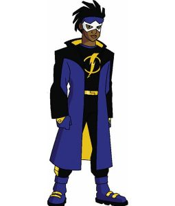 Static-Shock. Learned the ability to control and manipulate electromagnetism, and uses these powers to become a superhero | Cmaunei Kids